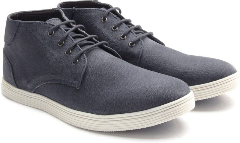 U.S. Polo Assn Men Boots For Men(Blue)