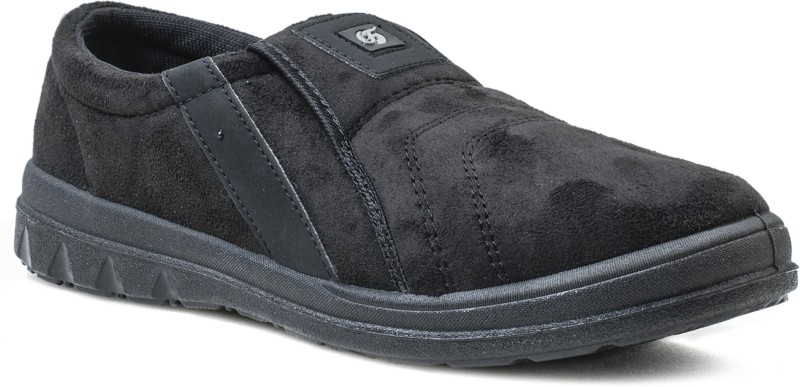 Action KD-220 Casual Shoes For Men(Black)