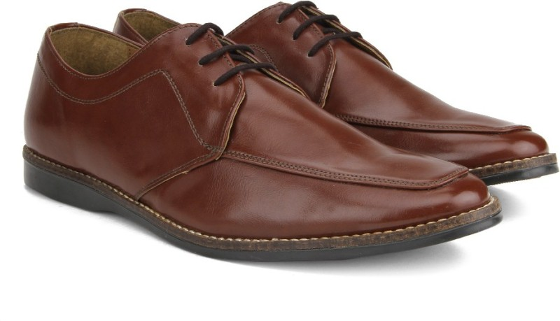 Knotty Derby Men Lace up(Brown)