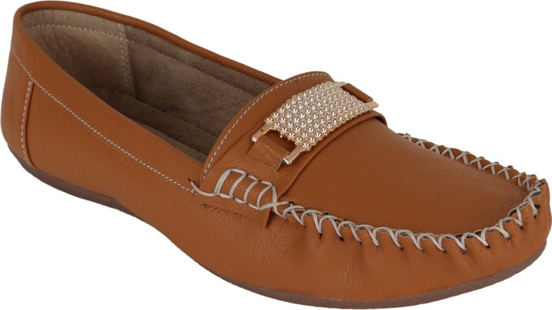Authentic Vogue Loafers For Women(Brown)