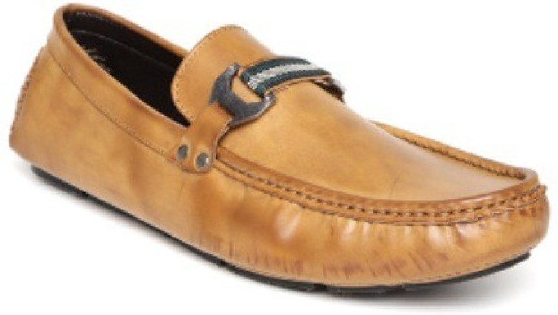 San Frissco EC 2422 Loafers For Men(Tan)