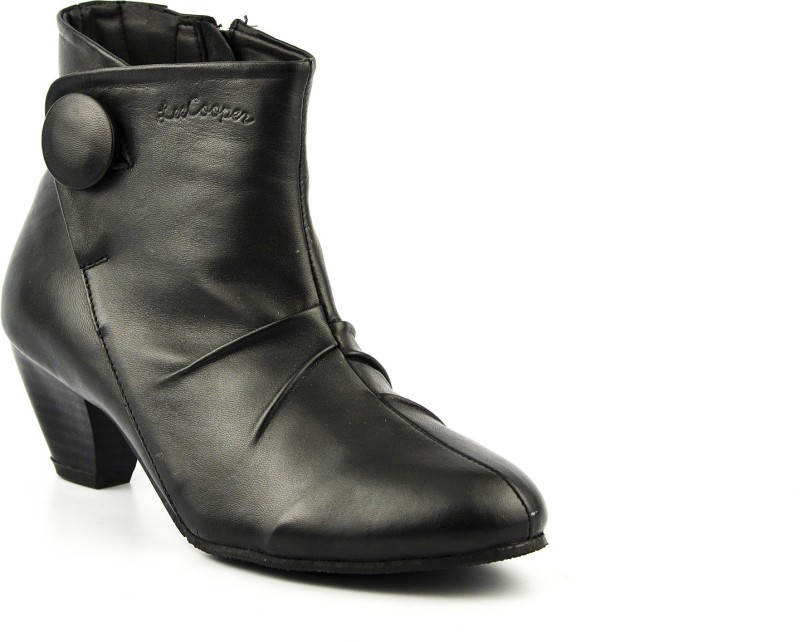 Lee Cooper Women Women's Boots For Women(41, Black) image