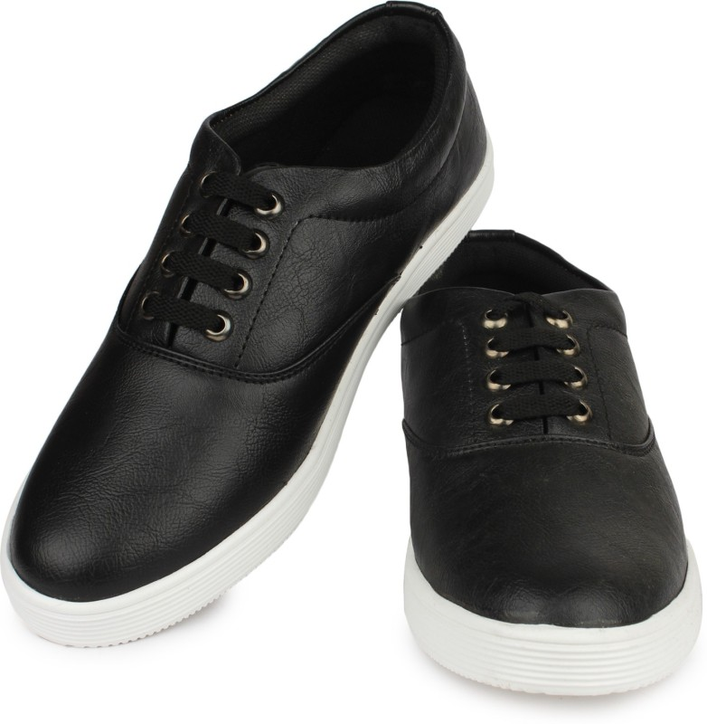 Do Bhai Mocassin For Men(Black)