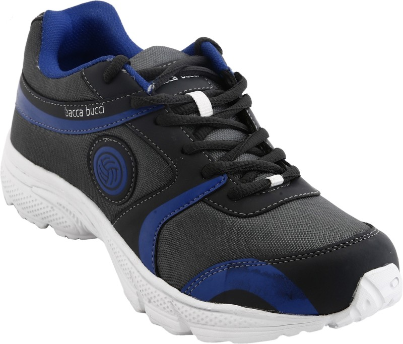 Bacca Bucci Running Shoes For Men(Grey)