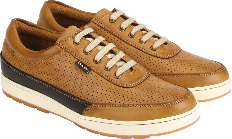 Quarks Casuals For Men(Tan)