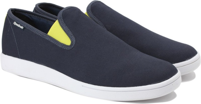 REEBOK COURT SLIP ST Loafers For Men(Blue)