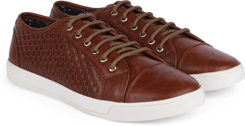Provogue Sneakers For Men(Tan)