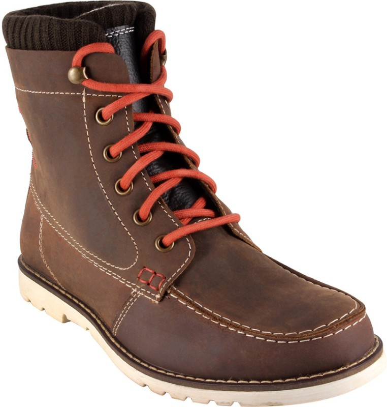 Urban Country Mens Boots For Men(Brown)