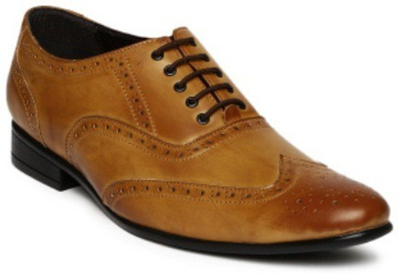San Frissco EC 3501 Lace Up(Tan)
