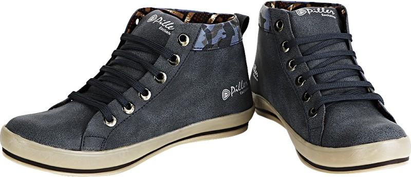 Prolific Trend Boots For Men(Blue)