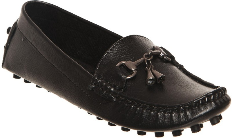 Bruno Manetti 958 Loafers(Black) 958