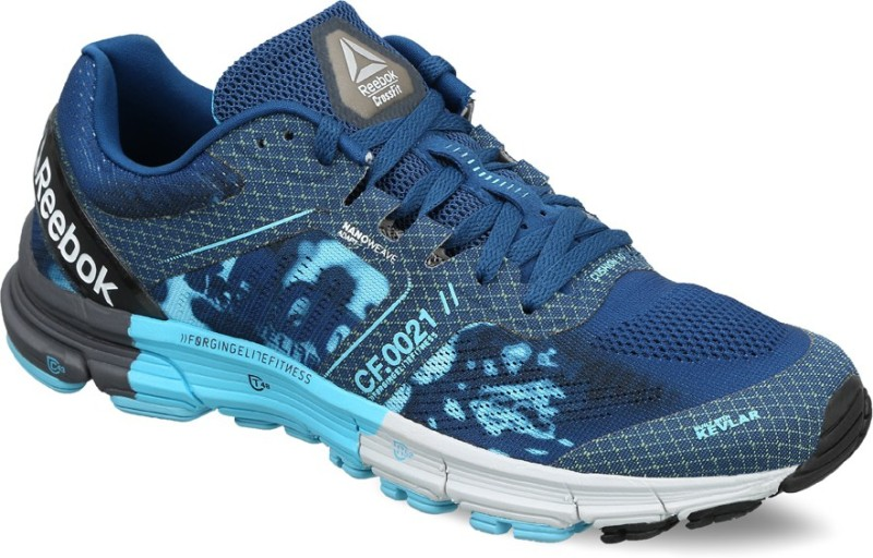 Reebok R CROSSFIT ONE CUSHION30 Running ShoesBlue