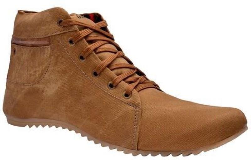 Prolific Guardian Full Sneakers For Men(Tan)