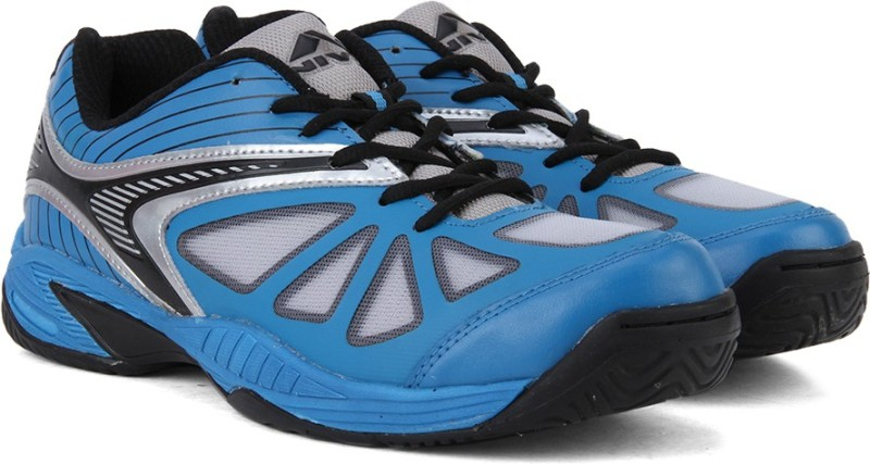 Nivia Ray Tennis Shoes(Blue)
