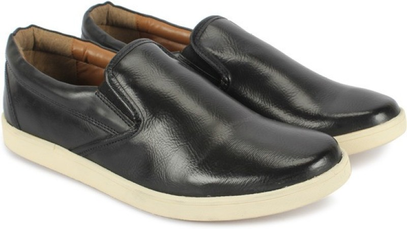 Knotty Derby Justin Loafer Loafers For Men(Black)