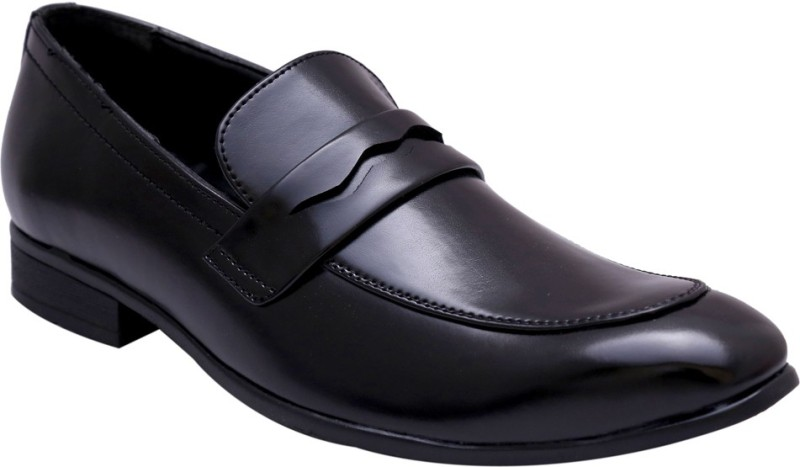 Hirels Slip On For Men(Black)