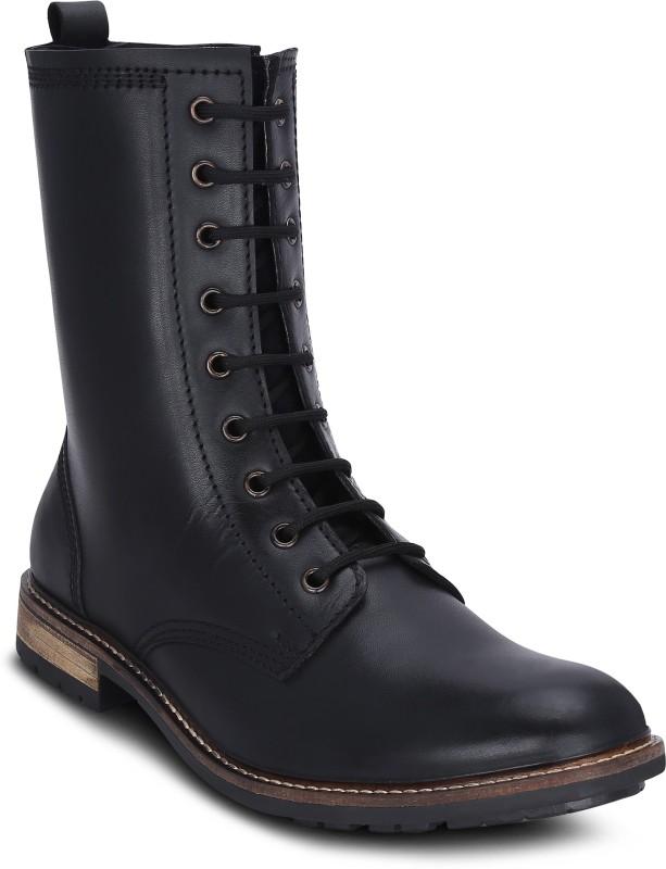 Get Glamr Dwyer Boots For Men(Black)