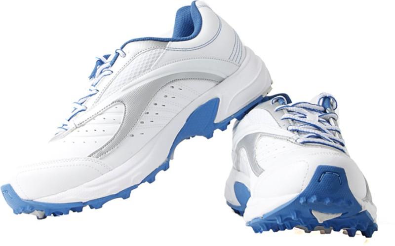 Puma Lithium Rubber DP Running Shoes(White, Blue) Lithium Rubber DP