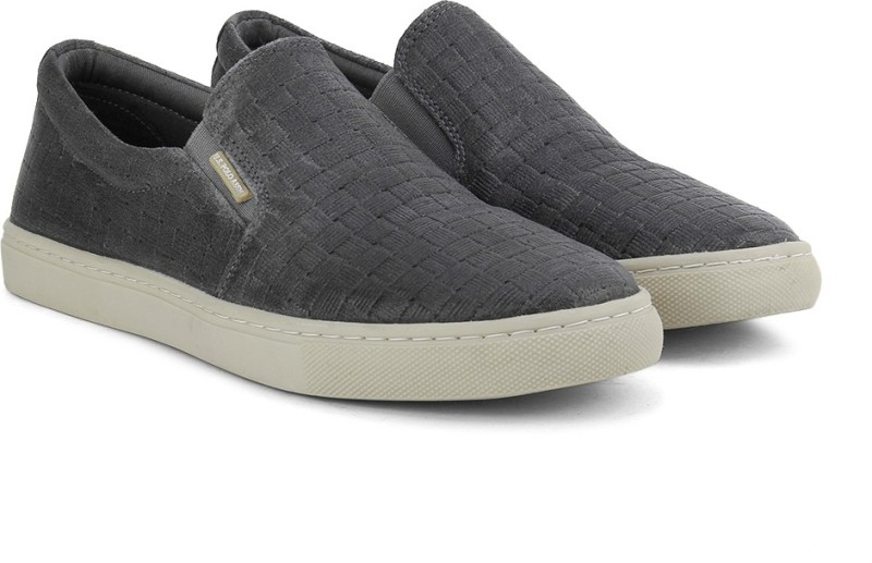 U.S. Polo Assn Loafers For Men(Grey)