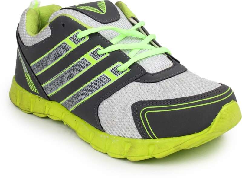 11e Fine-5110 Running Shoes For Men(Grey)