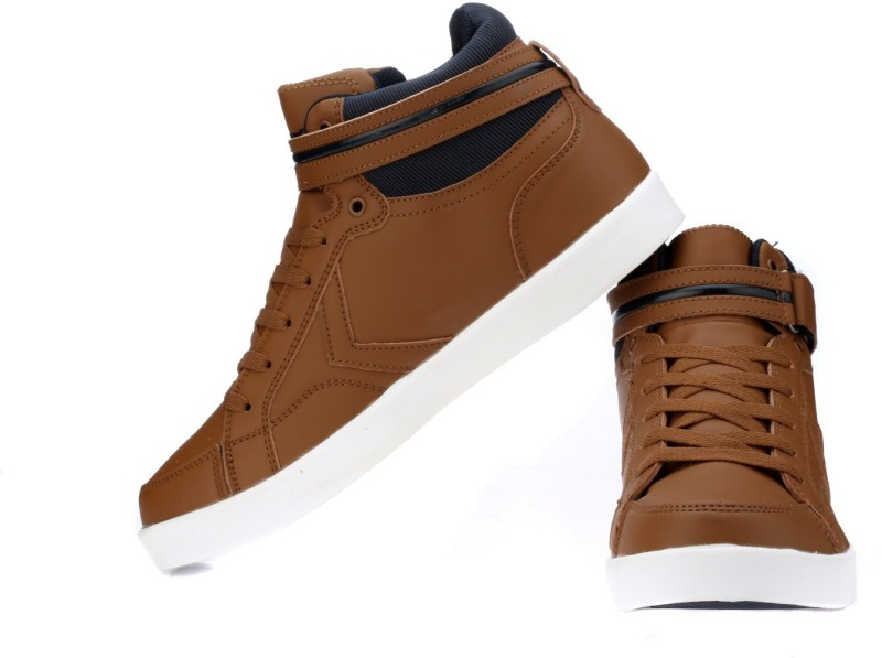 Sparx Sneakers For Men(Tan)