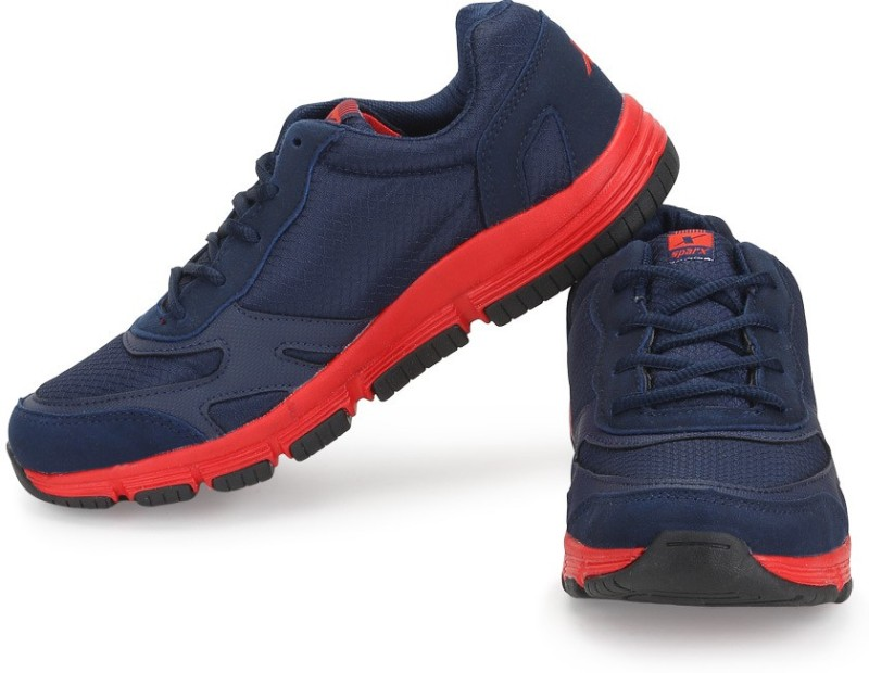 Sparx SM-205 Men's Sneakers For Men(6, Blue) image