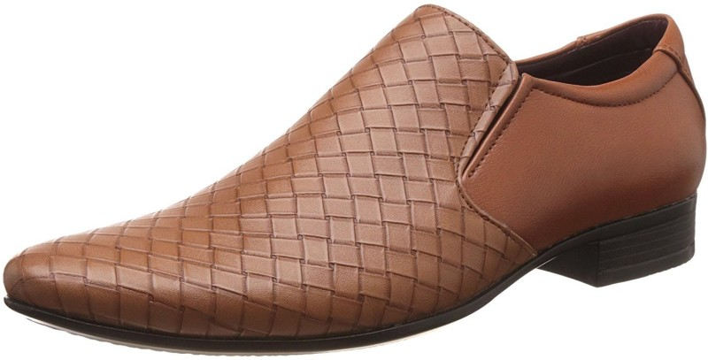 Bata BLOOM SLIPON Slip On shoes For Men(Tan)
