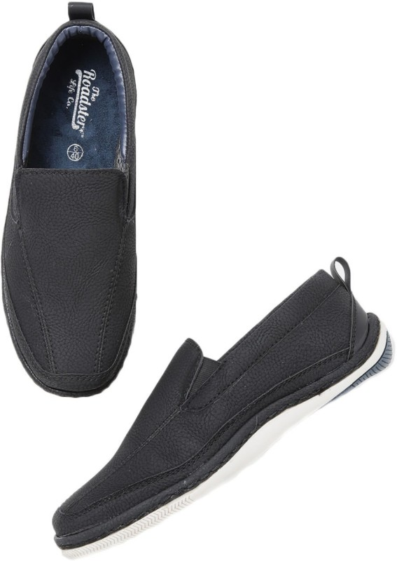 Roadster Loafers(Black)