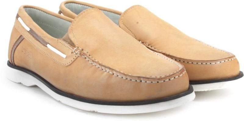 U.S. Polo Assn Men Loafers For Men(Beige)