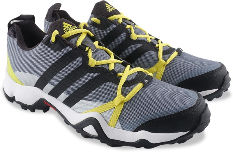 ADIDAS ROGAIN Outdoor Shoes For Men(Black, Grey)