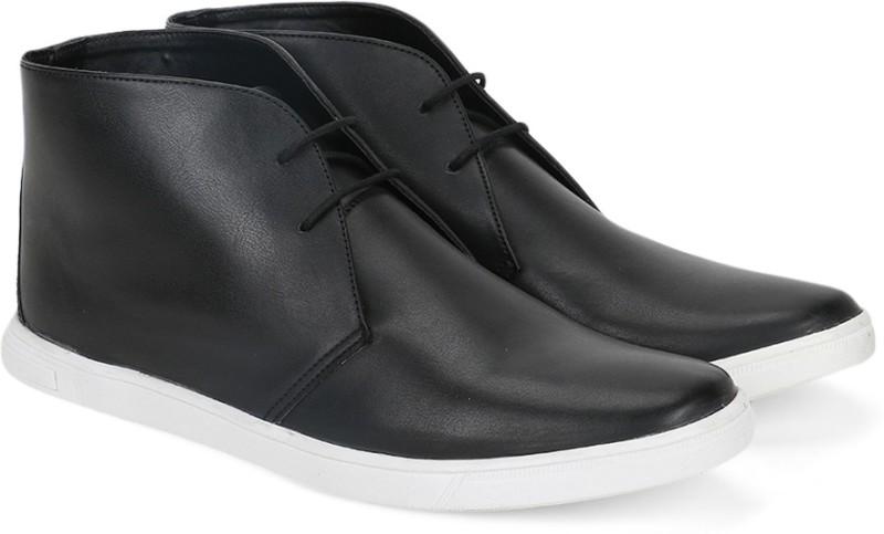 Provogue Boots For Men(Black)