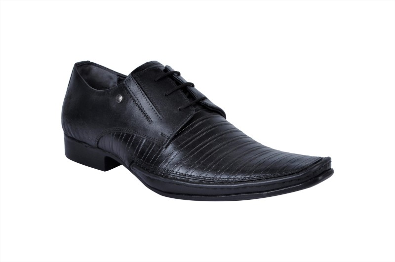Hitz Formal Lace Up For Men(Black)