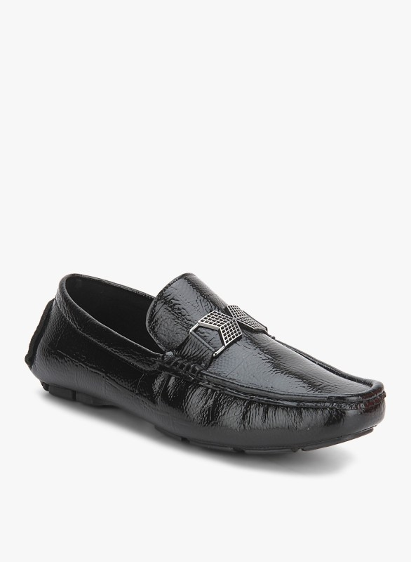 San Frissco EC 981 Loafers(Black)