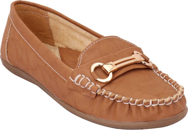 Trotters Loafers For Women(Beige)