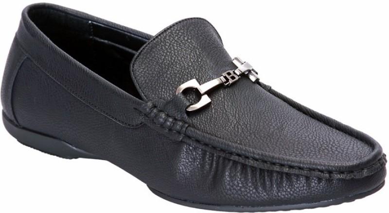 San Frissco EC 4411 Loafers For Men(Black)