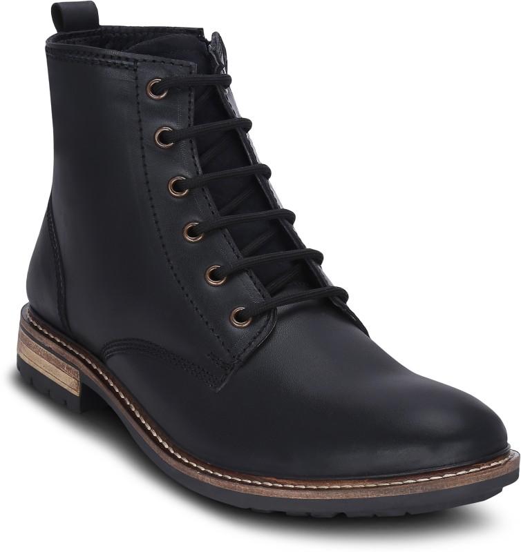 Get Glamr Kruize Boots For Men(Black)