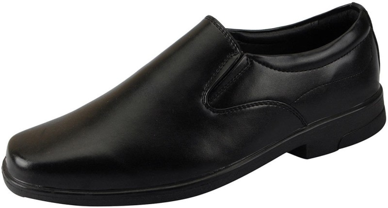Bata Loafers For Men(Black)