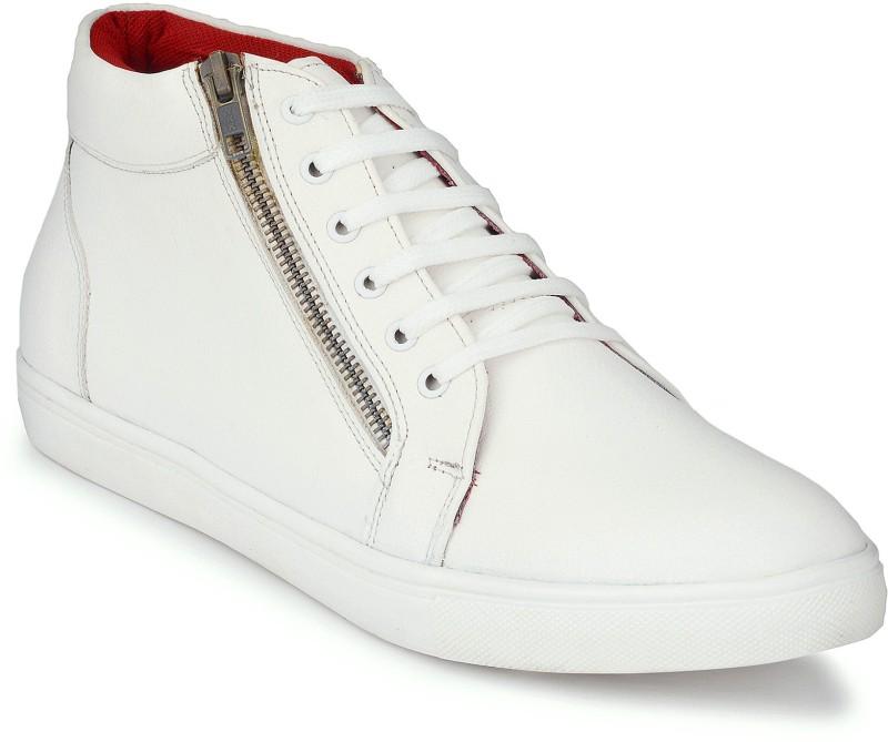 San Frissco Boots For Men(White)