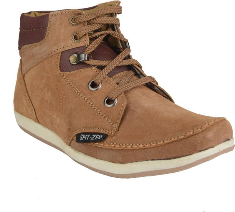 Prolific Dd1 Boots For Men(Tan, Brown)