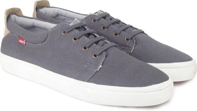 Levis WALTON SNEAKER Men Sneakers For Men(Grey)