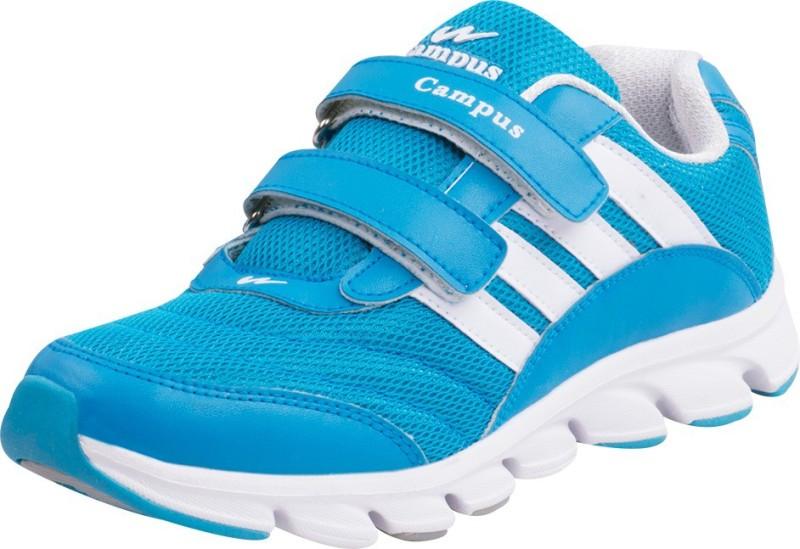 Campus MARINE Running ShoesBlue White