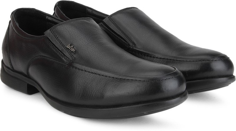 Lee Cooper Men Loafers For Men(Black)