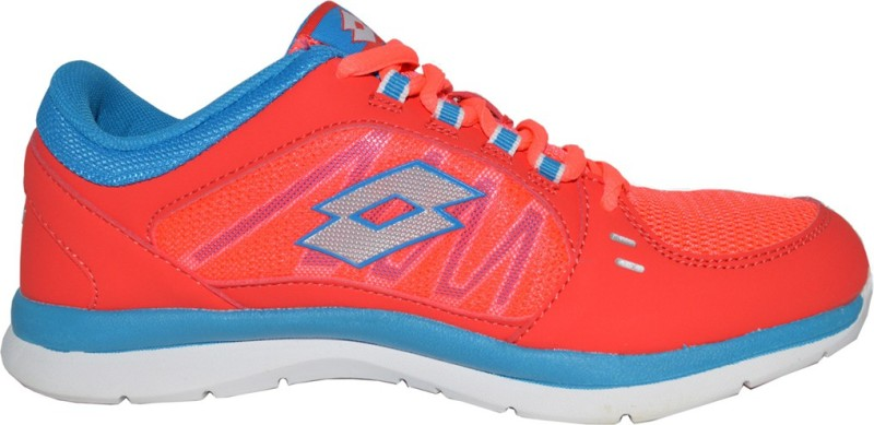 Lotto Spring W Running Shoes For Women(Multicolor)