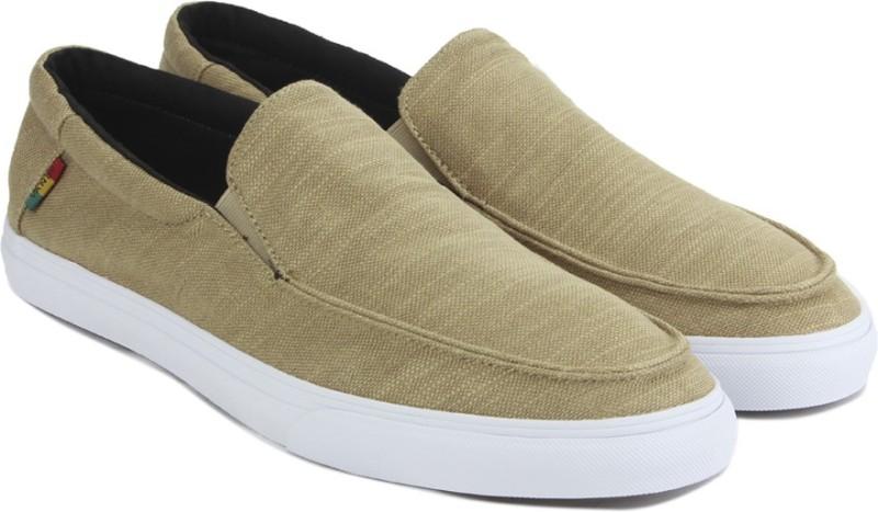 Vans BALI SF Loafers For Men(Beige)