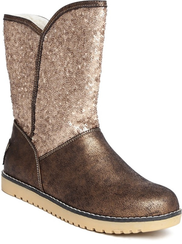 Roadster Boots For Women(Silver)