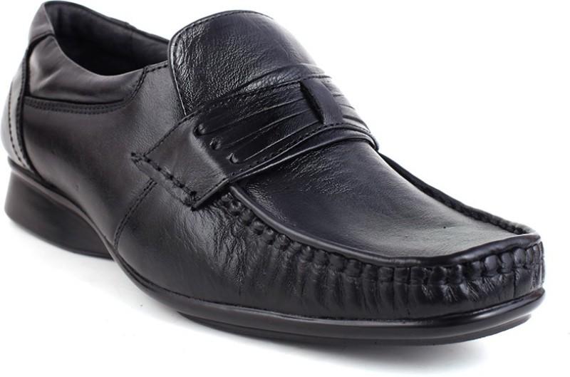 Guava Slip On Shoes For Men(Black)