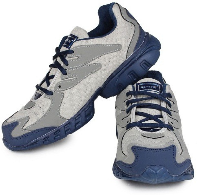 Sparx Running Shoes(Blue, Grey)