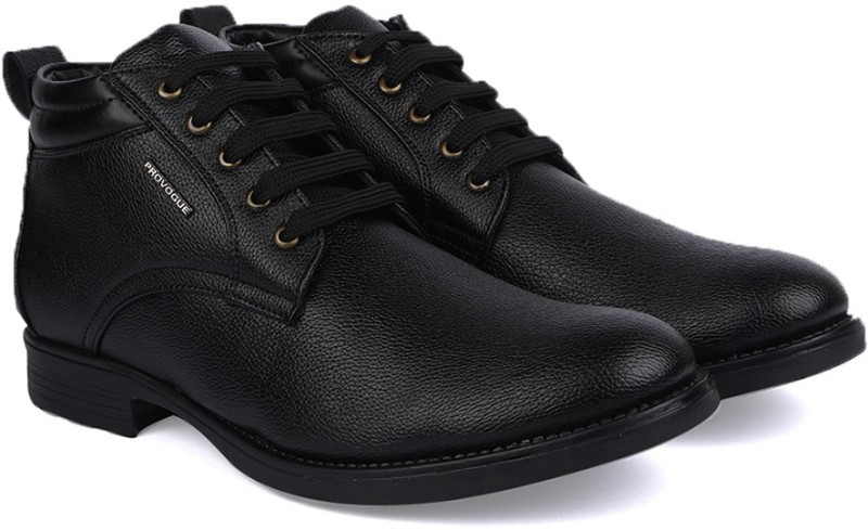 Provogue Boots For Men(Black)
