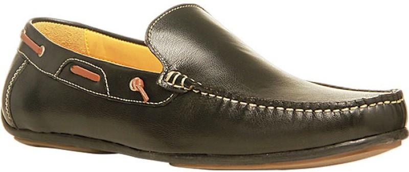 Bata Loafers For Men(Olive)
