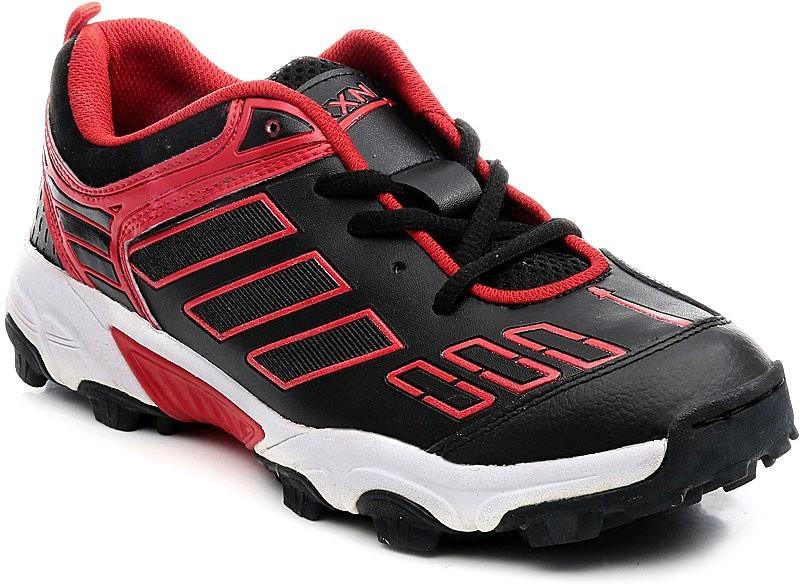 RXN Red Men's Running Shoes For Men(8, Red, Black) image